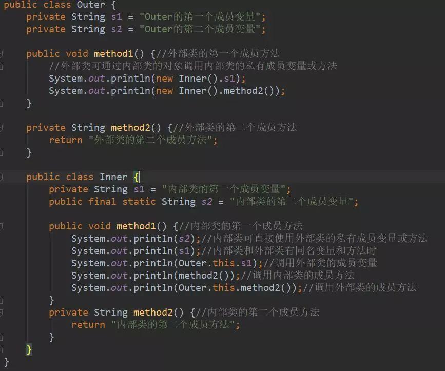 """34-三十四、Java内部类详解"""""""