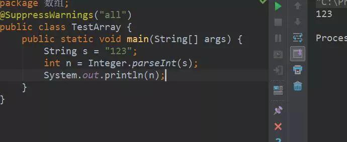 """35-三十五、Java基本数据类型的包装类"""""""