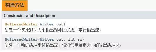 """39-三十九、Java之IO-字符流的缓冲区"""""""